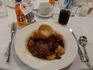 Sottish Wedding Dinner
