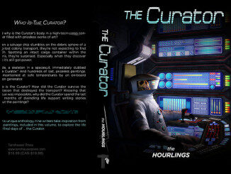 The Curator - Anthology Cover