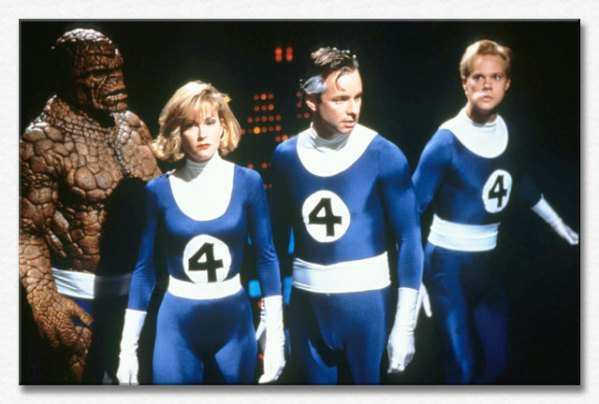 Fantastic Four: From the 1994 Unreleased Film