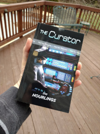 Proof for The Curator, an Anthology