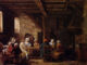 Pub Interior, Leonard Defrance