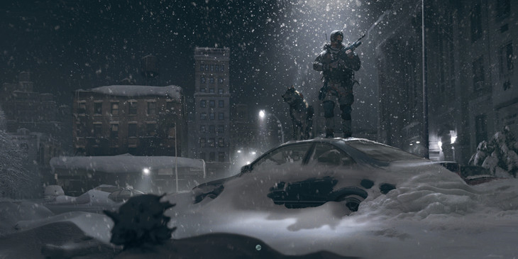 Inspiration: Into the Blizzard