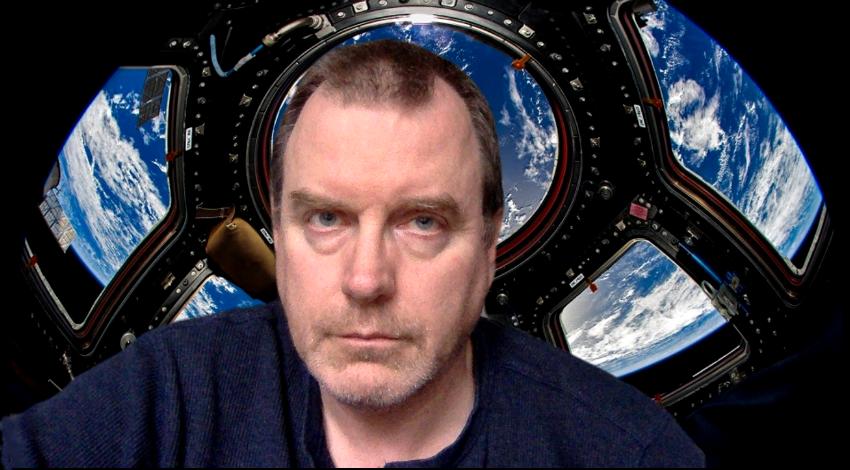 Virtual Vacation: David Keener and the ISS