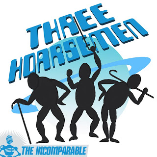The Three Hoarsemen Podcast