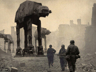 Star Wars and World War II