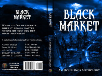 Black Market Anthology: Cover Reveal