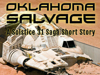 Oklahoma Salvage by Martin Wilsey