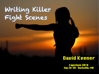 Writing Killer Fight Scenes