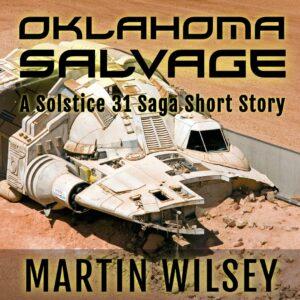 Oklahoma Salvage by Martin Wilsey