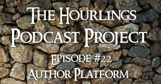 Hourlings Podcast E22: Author Platform