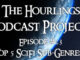 Hourlings Podcast E23: Top 5 SciFi Sub-Genres